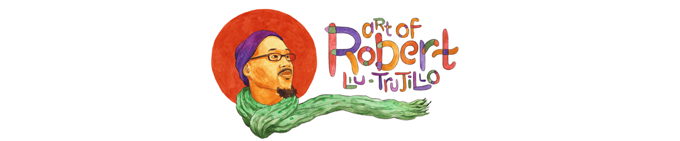 Art of Robert Liu-Trujillo | Post card set I Hand Illustrated I Black history month