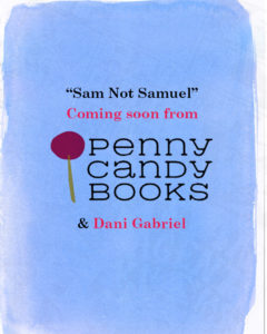 New book for Penny Candy Books