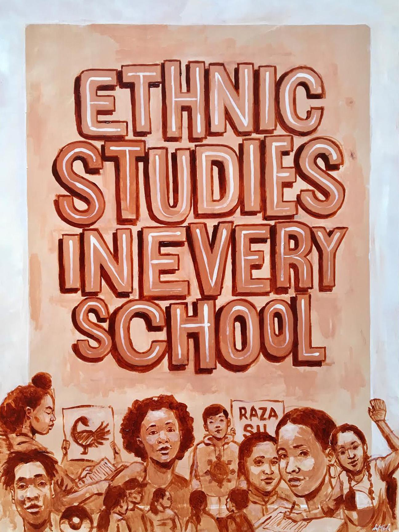 Ethnic Studies Print
