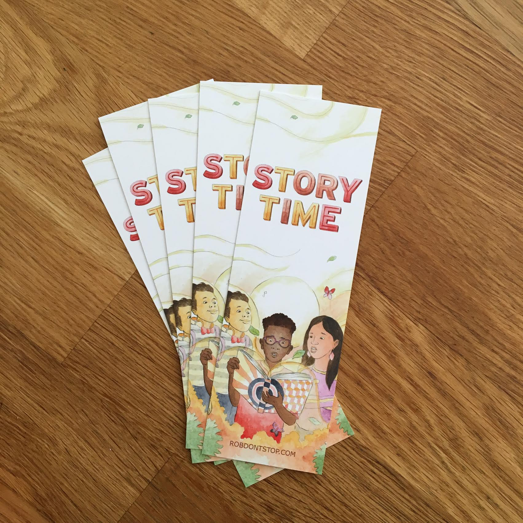 Story time | Bookmark | Reading Accessory